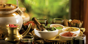 Ayurvedic Herbs and Oils
