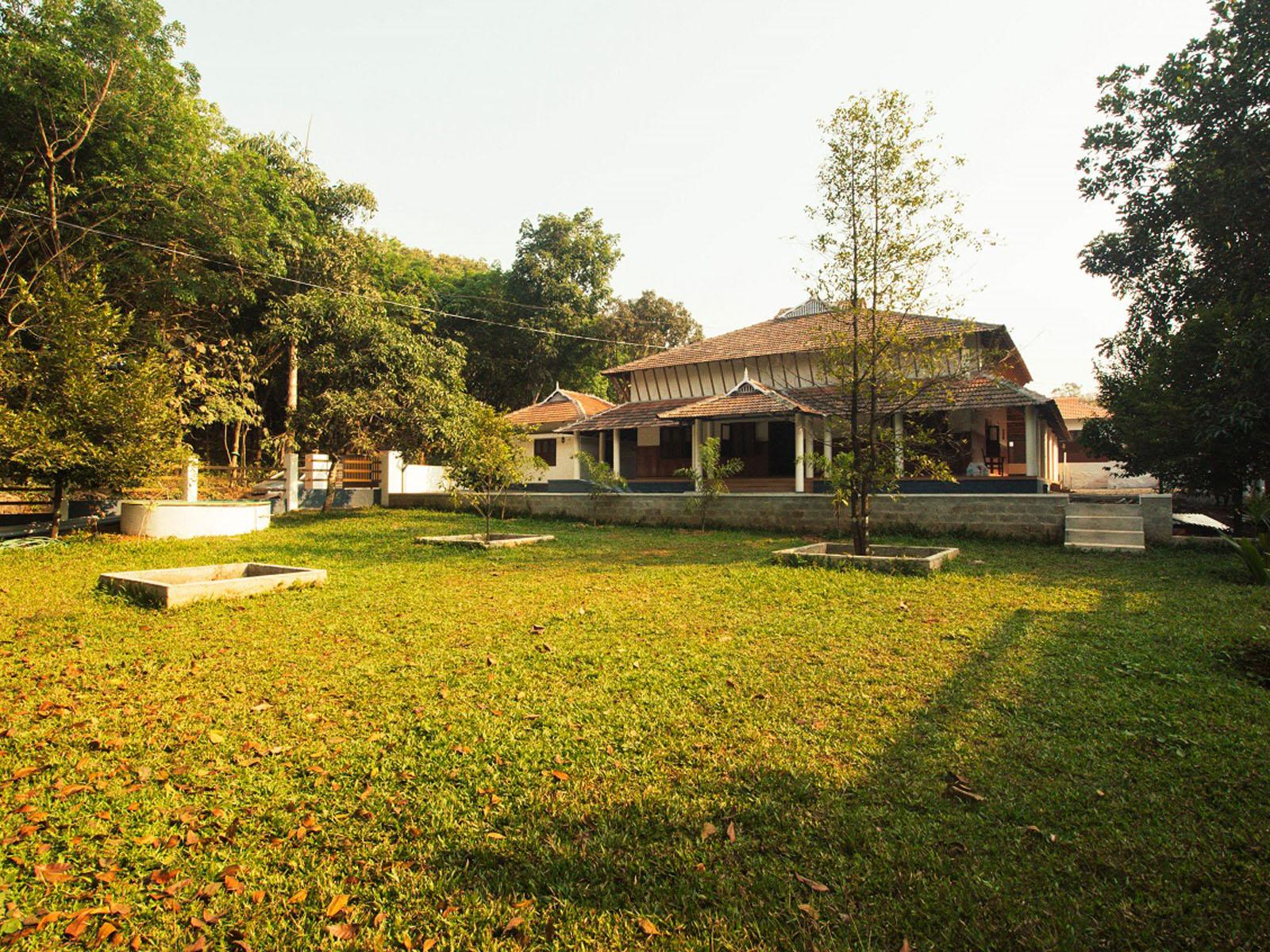 Ayurveda hospital Vaidhyamanacochin